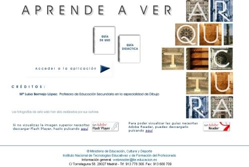 Recurso didáctico interactivo para estudiar la arquitectura