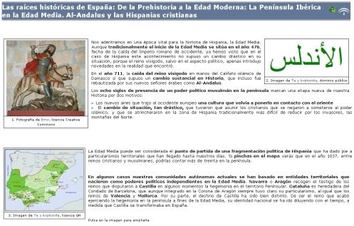 Libro digital sobre la Península Ibérica en la Edad Media