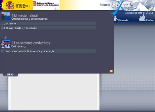 Recursos digitales para Geografía Física y Económica