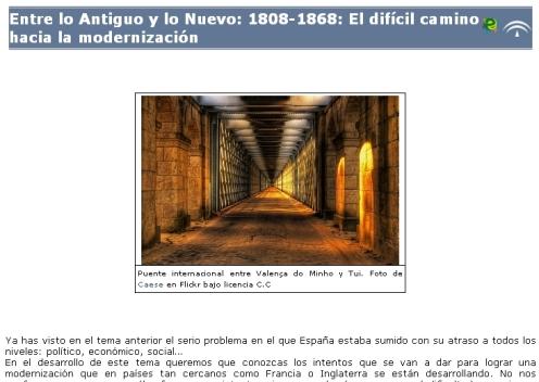 Libro digital sobre el proceso de industrialización en España: 1808-1868