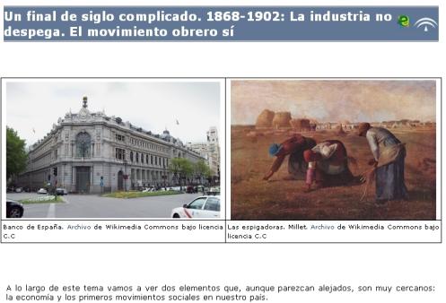 Libro digital sobre las transformaciones económicas de la España de la Restauración