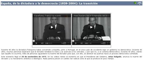 Libro digital sobre la transición democrática