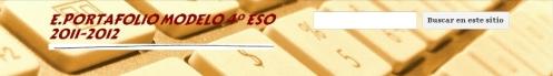 ePortfolio para 4º de ESO