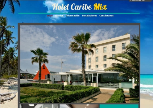 Hotel Caribe Mix