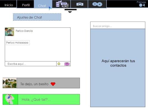 Página de chat de la red social Pamga (2).jpg