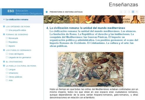 Libro digital sobre la civilización romana