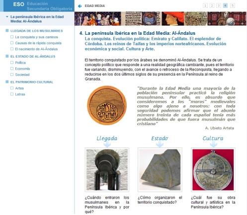 Libro digital de Al-Andalus