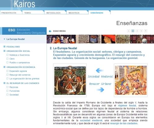 Libro digital sobre la Europa feudal