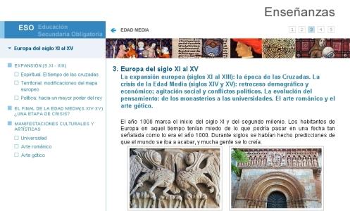 Libro digital sobre la ciudad medieval