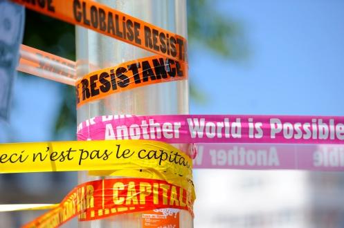 Alter globalization