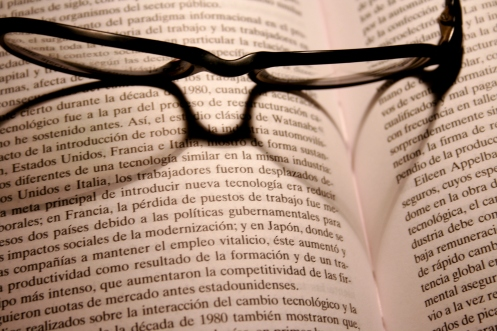 Love read. Imagen de Luis de Bethencourt en Flickr. Licencia CC BY