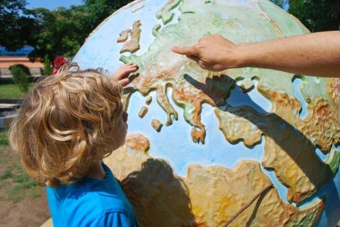 Geography. Imagen de Pixabay, Licencia CC0.